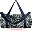 Duffle bag chinese ink foliage  - PPMC