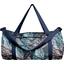 Duffle bag feuillage marine - PPMC