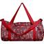 Duffle bag vermilion foliage - PPMC