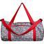 Duffle bag flowered london
