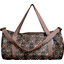 Duffle bag ochre bird - PPMC