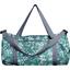 Duffle bag celadon violette - PPMC