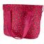 Cooler bag pompons cerise - PPMC