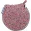 Sac lingerie lichen prune rose