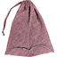 Sac lingerie lichen prune rose - PPMC