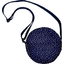 Sac rond etoile or marine  - PPMC
