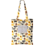 Tote bag yellow sheep