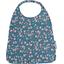 Elastic napkin child fleuri nude ardoise - PPMC