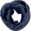 Snood polaire taille unique etoile marine or - PPMC