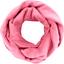 Snood polaire taille unique rose bubble - PPMC