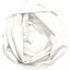 Snood tissu adulte  blanc pailleté - PPMC
