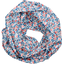 Fabric snood adult flowered london - PPMC
