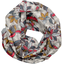 Fabric snood adult wax fleuri - PPMC