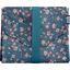 Changing pad fleuri nude ardoise - PPMC