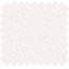 Cotton fabric white sequined - PPMC