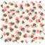 Cotton fabric watercolor confetti - PPMC