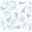Tissu coton eléphant stars - PPMC