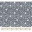 Tissu coton au mètre papillons de nuit ex1091