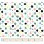 Cotton fabric green apples ex1099