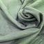 Tissu coton gaze lurex kaki