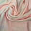 Cotton fabric gauze pink