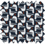 Cotton fabric black-headed gulls - PPMC