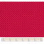 Cotton fabric red spots