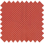 Cotton fabric pois terracotta  - PPMC