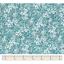Cotton fabric celadon violette
