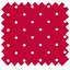 Coated fabric red spots