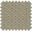 Tissu enduit  au mètre graphique beige ex1080 - PPMC