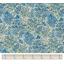 Tissu enduit forêt bleue
