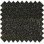 Tissu enduit  au mètre noir pailleté - PPMC