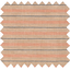 Coated fabric bronze copper stripe  - PPMC
