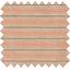 Tissu enduit rayure bronze cuivrée - PPMC
