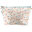 Cosmetic bag with flap sea side - PPMC