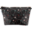 Cosmetic bag with flap constellations - PPMC