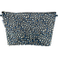 Cosmetic bag with flap parts blue night - PPMC