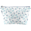 Cosmetic bag with flap stars elephant  - PPMC