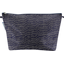 Cosmetic bag with flap marine or - PPMC