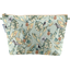 Cosmetic bag with flap paradizoo mint - PPMC
