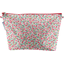 Cosmetic bag with flap rosary - PPMC