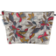 Cosmetic bag with flap wax fleuri - PPMC