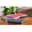 Mini pencil case etoile argent jean