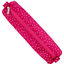Round pencil case fuchsia gold star - PPMC