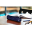 Round pencil case etoile or marine