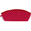Pencil case red spots