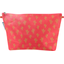 Cosmetic bag with flap gold cactus - PPMC