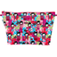 Cosmetic bag with flap kokeshis - PPMC