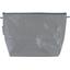 Trousse de toilette  pois argent gris - PPMC
